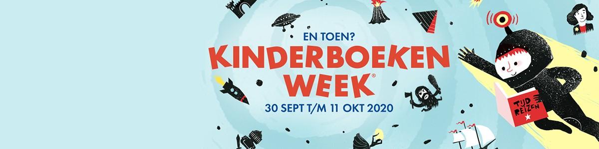 Kinderboekenweek : En toen ?