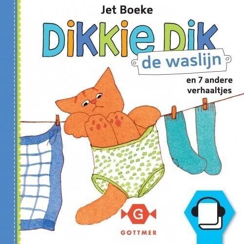 Dikkie Dik en de waslijn