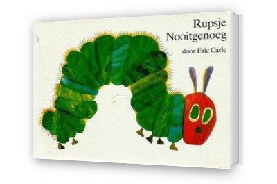 Cover afbeelding van Rupsje Nooitgenoeg