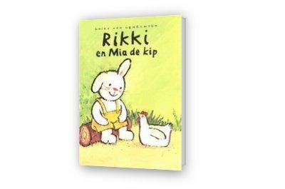 Cover afbeelding van Rikki en Mia de kip