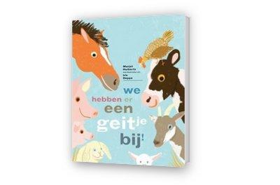 Cover afbeelding van We hebben er een geitje bij!