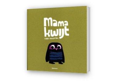 Cover afbeelding van Mama kwijt