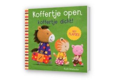 Cover afbeelding van Koffertje open, koffertje dicht!