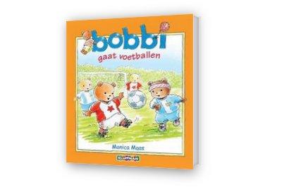 Cover afbeelding van Bobbi gaat voetballen