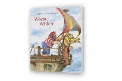 Cover afbeelding van Woeste Willem