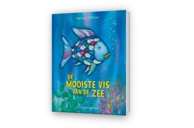 Cover afbeelding van De mooiste vis van de zee