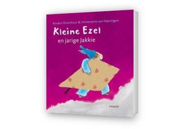 Cover afbeelding van Kleine Ezel en jarige Jakkie