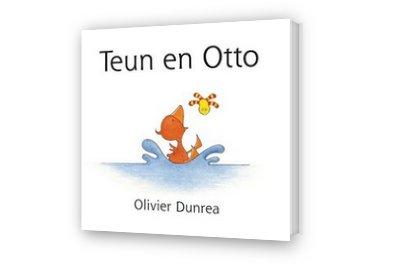 Cover afbeelding van Teun en Otto