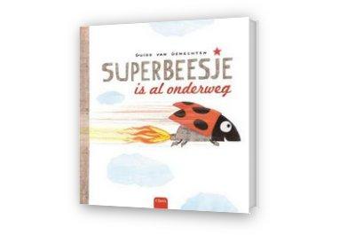 Cover afbeelding van Superbeesje is al onderweg