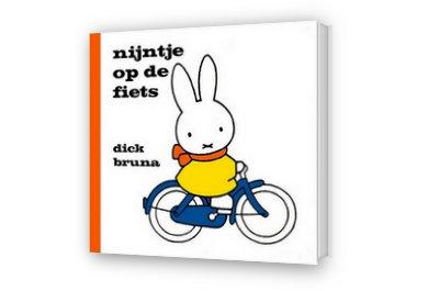 Cover afbeelding van Nijntje op de fiets