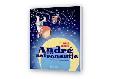 Cover afbeelding van André het astronautje