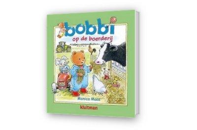 Cover afbeelding van Bobbi op de boerderij
