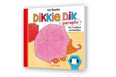 Cover afbeelding van Dikkie Dik Paraplu