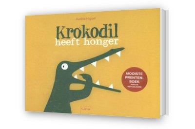 Cover afbeelding van Krokodil heeft honger