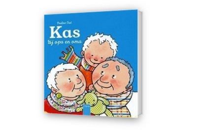 Cover afbeelding van Kas bij opa en oma
