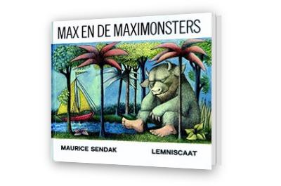 Cover afbeelding van Max en de maximonsters