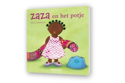 Cover afbeelding van Zaza en het potje